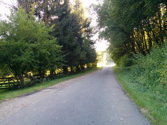gehts in Richtung Schossaritz weiter !