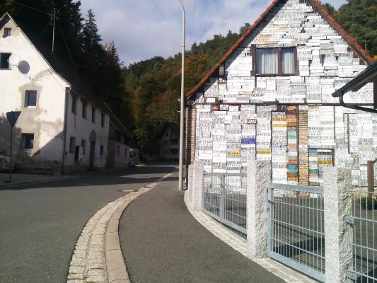 Markanter Einstieg in Wolfsberg