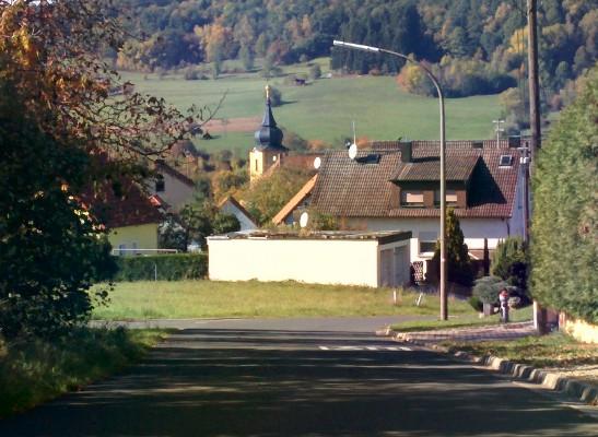 .. und die  Drügendorfer Kirche  !