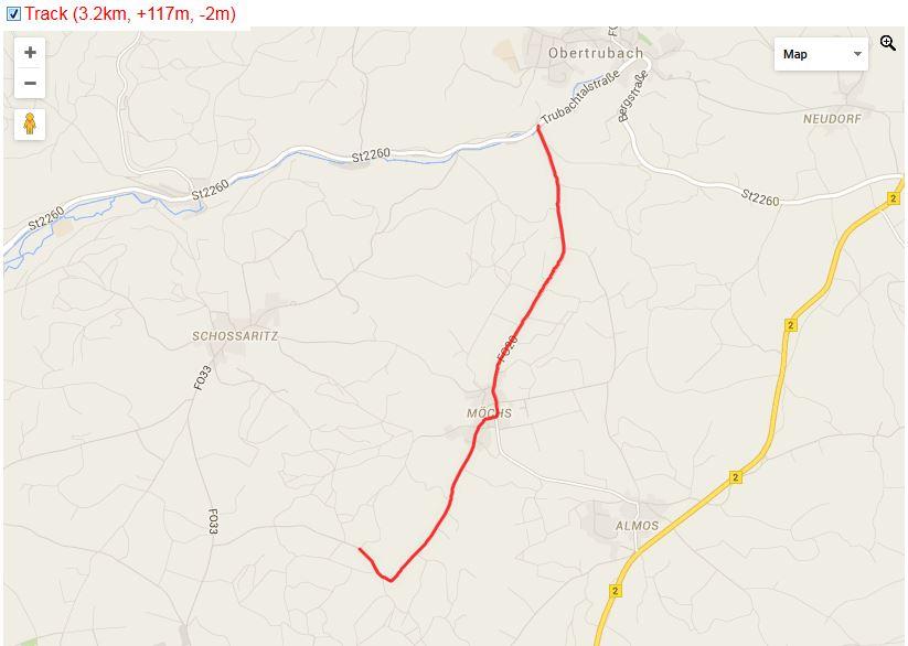 Obertrubach_Schossaritz_Maps